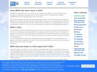 Auto Zonder BPM | Lijst BPM vrije auto's | Geen wegenbelasting