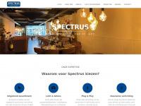 Spectrus.nl - Spectrus Licht & Advies – Spectrus Licht & Advies is een gerenommeerde groothandel in verlichtingsarmaturen en lichtbronnen.