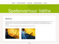 Spellenverhuurvalthe.nl