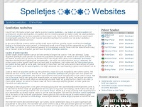 Spelletjeswebsites.nl - Suspended Domain