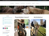 Spgleiden.nl - Home - Manege Moedig Voorwaarts