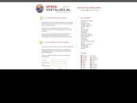 Spoedvertalers.nl :: snelle vertalingen zonder concessies.