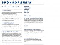 sponsorbrein.nl