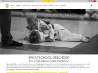 sportschoolgeelhoed.nl