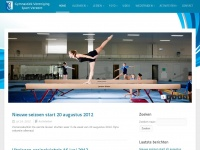 Sport Vereent Utrecht – Gymnastiekvereniging