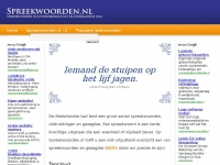 spreekwoorden.nl