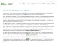 Stadinbedrijf.nl - Homepage - Stad in Bedrijf