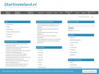 Startinzeeland.nl - Dé startpagina voor de provincie Zeeland!