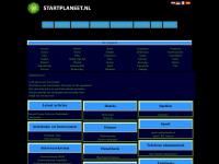 StartPlaneet Nederland, uw startpagina! Wilt u gratis een eigen website? Maak dan hier uw eigen gratis webpagina aan!