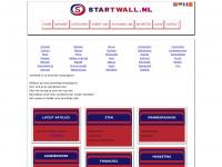 StartWall Nederland, uw startpagina! Wilt u gratis een eigen website? Maak dan hier uw eigen gratis webpagina aan!