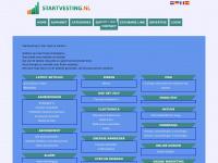 StartVesting Nederland, uw startpagina! Wilt u gratis een eigen website? Maak dan hier uw eigen gratis webpagina aan.