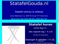 Statafelgouda.nl - StatafelBoer.nl verhuur/verkoop