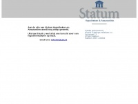 Statum.nl - Naamloos document