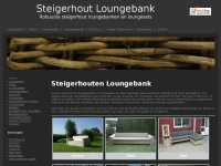 steigerhout-loungebank.nl