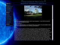 Sterrenwacht-mercurius.nl - Sterrenwacht Mercurius