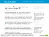 Steunmetsms.nl - Smartphone Nieuws - De laatste modellen en aanbiedingen