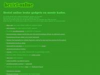 bestel-online voor het bestellen van een proefabonnement en aloevera Screening software