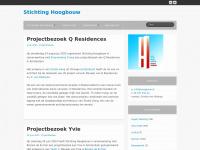 Stichtinghoogbouw.nl - Stichting Hoogbouw