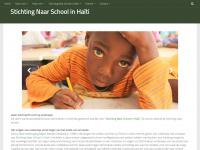 Stichting Naar School in Haïti – Onderwijs voor kinderen in Haïti
