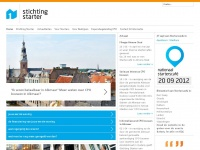Stichting Starter zet zich in voor starters op de woningmarkt