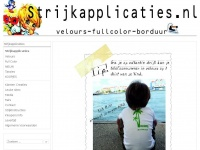 Strijkapplicaties
