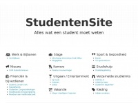 Studentensite.nl - Suspended Domain