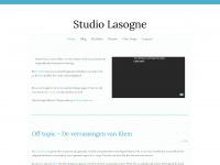 Studiolasogne.nl - Home - Studio Lasogne - Sonja Visser - Serie Blog - Video Editing