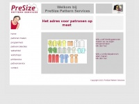 presize-patterns.com