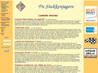 Stukkenjagers.nl - Schaakvereniging De Stukkenjagers Tilburg