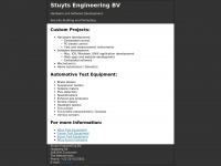 Stuyts.nl - Stuyts Engineering BV