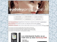 sudokuprijspuzzel.nl