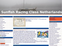 Sunfishklasse Nederland – member of the  International Sunfish Class Association
