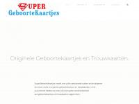 supergeboortekaartjes.nl