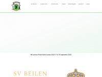 SVBeilen - Schietsportvereniging Beilen