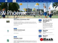 sv Phoenix | Sportvereniging Phoenix uit Zoetermeer.