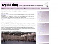 welkom | Sweti Day Badminton Delft