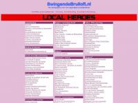SwingendeBruiloft.nl, de startpagina voor een eigentijds huwelijksfeest