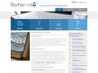 Syfer laptop alarm beveiliging