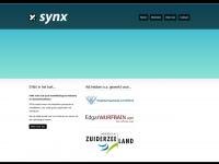 Synx.nl - SYNX | Websites & Software