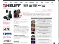 Home - Heuff Audio&Video Professionals