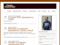 Vereniging Taalpodium | Website over wat Taalpodium is en doet