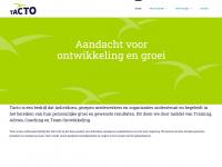 Tacto.nl - Tacto   aandacht voor ontwikkeling en groei