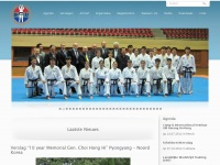 Taekwondo-international.nl - Default Web Site Page