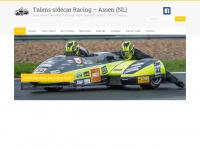 Talens sidecar Racing – Assen (NL) – Coureur: Hilbert Talens / Passagier: Frank Claeys / Zijspan: LCR (F1) Yamaha