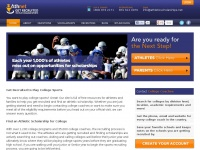 athleticscholarships.net
