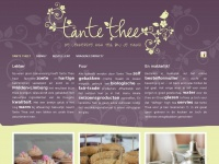 Tante Thee | De lekkerste high tea bij je thuis! Bezorging Midden-Limburg (Echt, Sittard, Roermond) | Tante thee