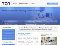 Welkom op de website van Tandheelkundig Centrum Nijmegen