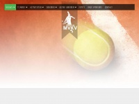 Tcmvkv.nl - MVKV de gezelligste tennisclub van Katwijk en omstreken