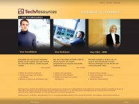 Techresources.nl - Home - TechResources B.V.