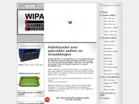 Pallethandel WIPAL - Gebruikte Pallets & IBC containers